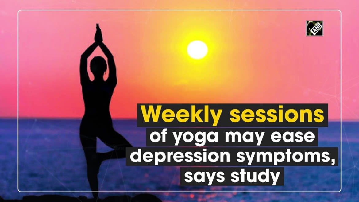 Watch Breaking News Weekly Sessions Of Yoga May Ease Depression Symptoms Says Study Zee5 Latest News