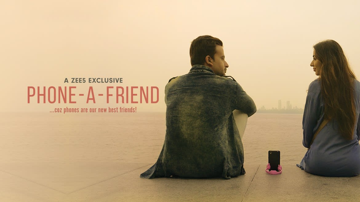 Phone-a-Friend (2020) S01 720p + 480p WEB-DL x264 AAC Zee5 Orignals COMPLETE [Ep 01-12] Download | Watch Online | [G-Drive]
