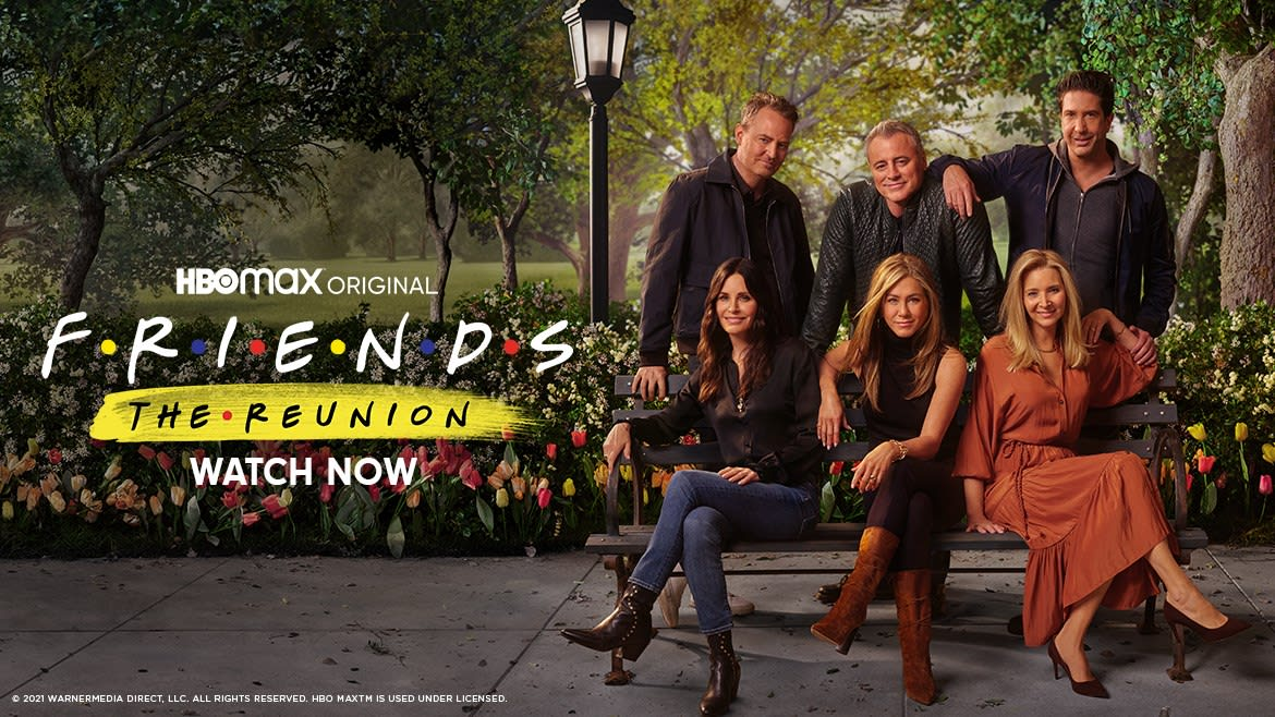 Is there Any Possibility of F.R.I.E.N.D.S Reunion Once Again?