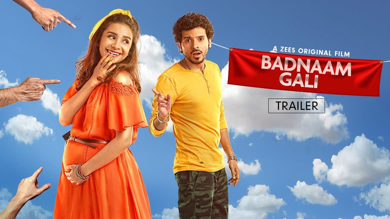 Badnaam Gali - Trailer