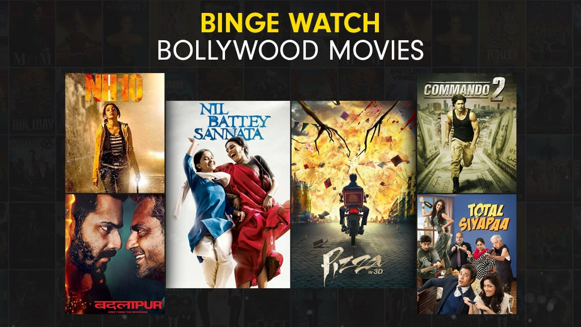 Weekend Bollywood Bonanza