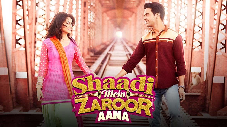 Zaroor aana movies shaadi counter mein Download Shaadi