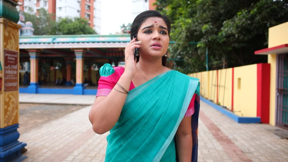 Aiswarya finds out the truth - Sembaruthi
