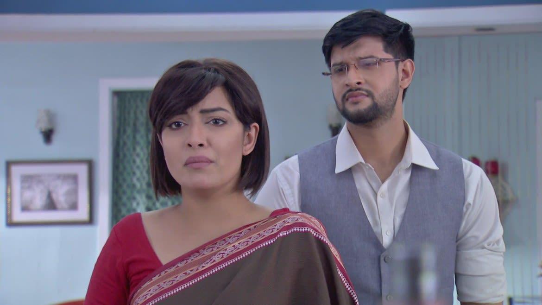 Nikhil and Shyama to get married again - Krishnakoli