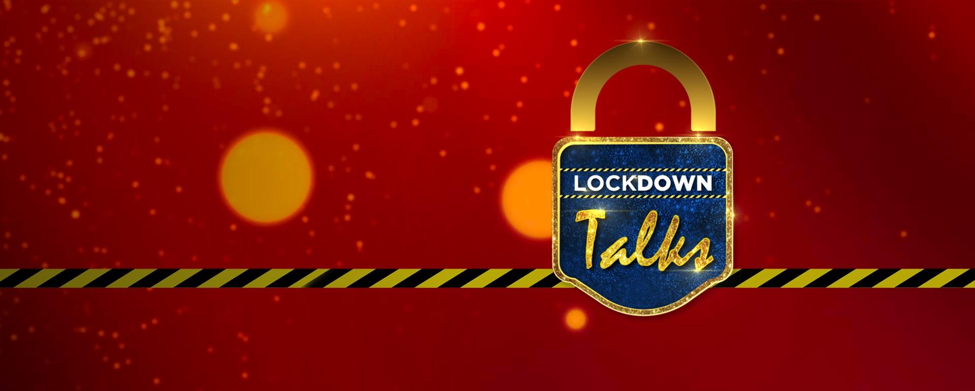 Lock Down Talks with Ravi