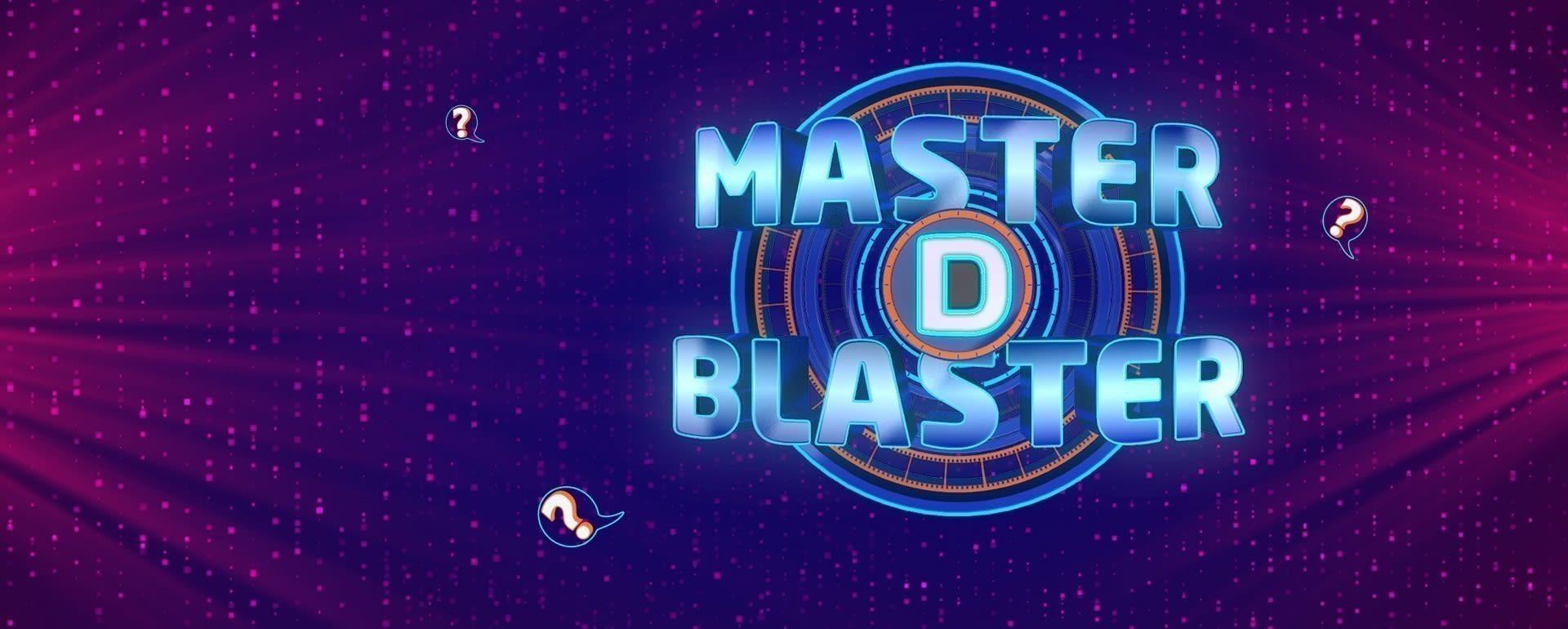 Master D Blaster