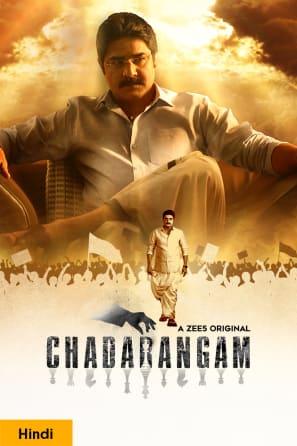 Chadarangam S01 E01-09 WebRip Hindi 720p x264 AAC ESub