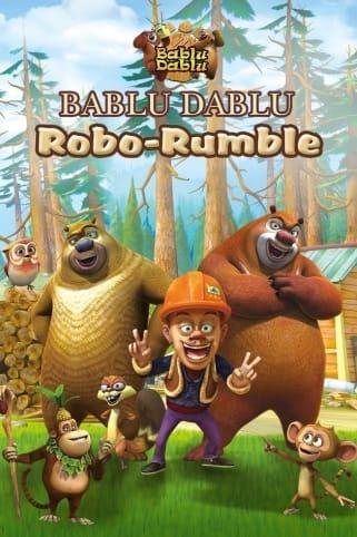 Bablu Dablu - Robo Rumble