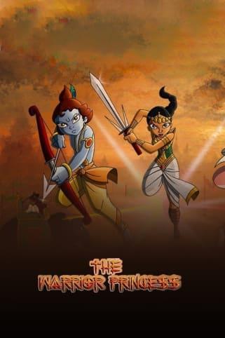 Krishna Balram: The Warrier Princess