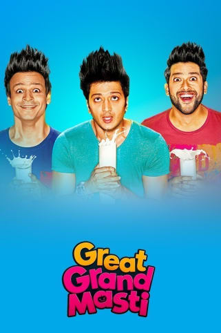 Great Grand Masti Movie
