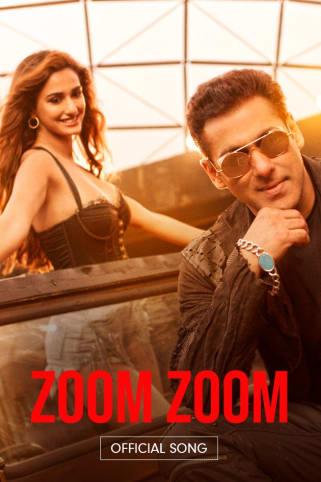 Zoom Zoom – Radhe - Your Most Wanted Bhai | Salman Khan & Disha Patani | Ash King and Iulia Vantur | Sajid-Wajid
