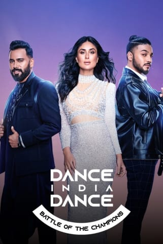 Dance India Dance Battle Of The Champions TV Show