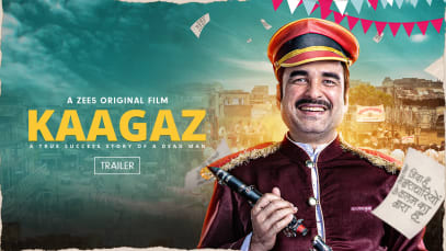 Kaagaz | Trailer