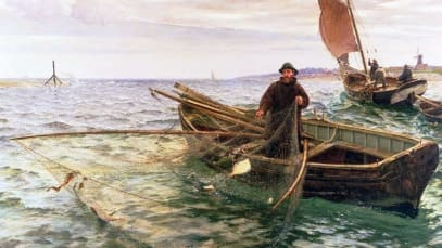 Gujarat: Rs 105 crore package for fishermen in affected areas
