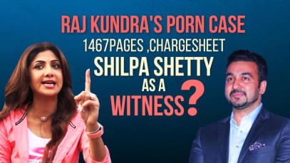 Say what! Not just Sherlyn Chopra, Shilpa Shetty too a 'witness' in the chargesheet filed against Raj Kundra? Watch video