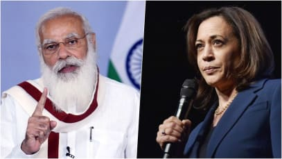 PM Modi rings up Kamala Harris to discuss vaccination strategy