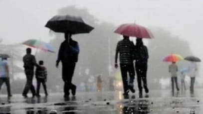 Rainfall forecasted for next 4 days in Gujarat