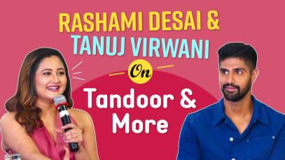Tandoor: Rashami Desai calls costar Tanuj Virwani a 'problem solver' – here's why