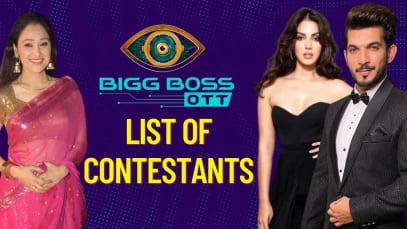 Bigg Boss 15: From Disha Vakani to Rhea Chakraborty – these celebs might lock horns in Salman Khan's controversial reality show