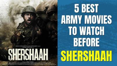 War Movies देखने का रखते हैं शौक तो Shershaah से पहले तुरंत देख डालें ये फिल्में