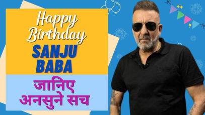 From having his first cigarette at the age of 9 to carrying 1 kg of heroin to a shoot: Here are some rare facts about Sanjay Dutt that'll leave your jaw dropped