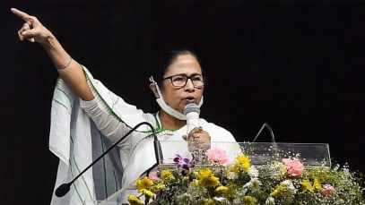 Is Mamata Banerjee number one as the anti-Modi face at the national level?