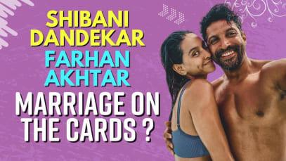 Shibani Dandekar opens up on wedding plans with Farhan Akhtar – watch video [Exclusive]