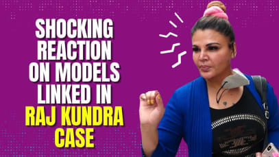 Rakhi Sawant REACTS on actress/models linked with Raj Kundra porn films case – watch video