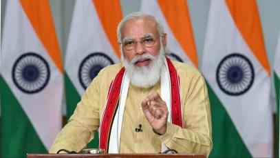 Question raised against Modi's Atmanirbhar Bharat for Vaccine Maitrayee