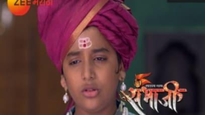 Swarajyarakshak Sambhaji 20 Episode
