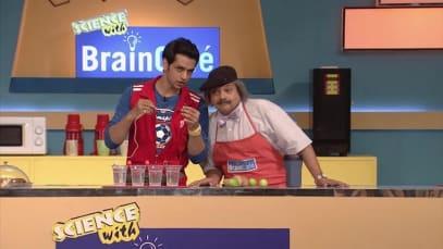Science with Brain Café 18 Episode