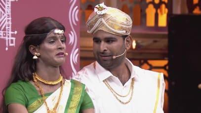 Comedy Khiladigalu Season 3 Episode 8