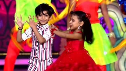 Vishal and Bhavana's Fusion Dance