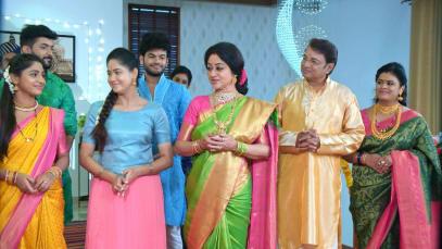 Akhila Celebrates Ganesh Festival