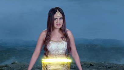 Shivani Gives Mayangani a Stern Warning