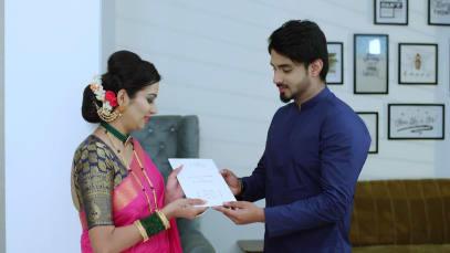 Aarati Decides to Stop Amulya's Wedding