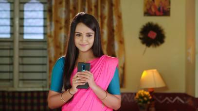 Vedanth Saves Amulya's Life