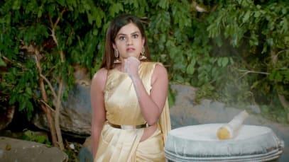 Shivani's Challenge for Mayangani