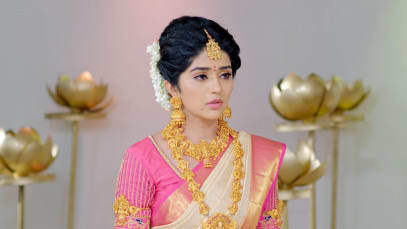 Anu Gets Ready for Her Wedding