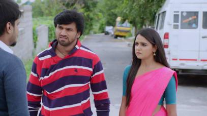 Kishan Blackmails Suhasini