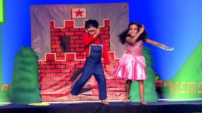 Mithun and Hanvika's 'Video Game' Dance