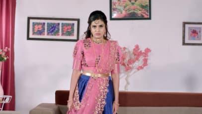 Vasuki Naga Saves Shivani and Trishul