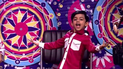 Surya and Amulya's Rocking Performance