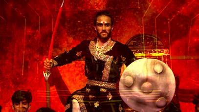 Anand and Surya-Amulya's 'Love Battle'