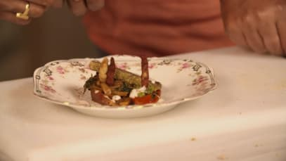 Gautam and Ranveer at Rajmahal Palace - Food Tripping