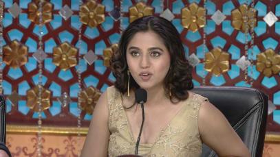 Contestants portray stories from the Puranas - Maharashtracha Superstar 2