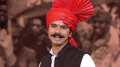 A performance on Maharashtra's famous folk songs - Maharashtracha Superstar 2