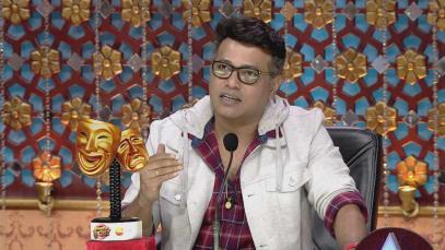 The competition starts with Dakshata-Suraj's act - Maharashtracha Superstar