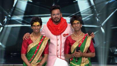 Tantsuy, Indiya, tantsuy! Bitva chempionov Episode 16