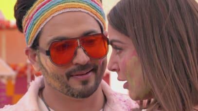 Karan and Preeta share a romantic moment - Rang Malang